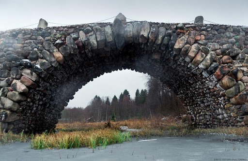 В Тверской области о каменных мостах XIX века расскажут туристические щиты