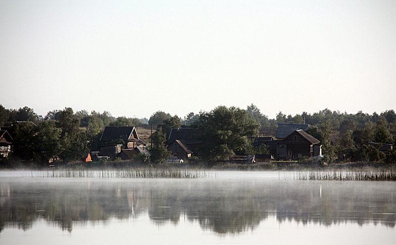 К озеру Пудоро в Тверской области обеспечили проход местных жителей