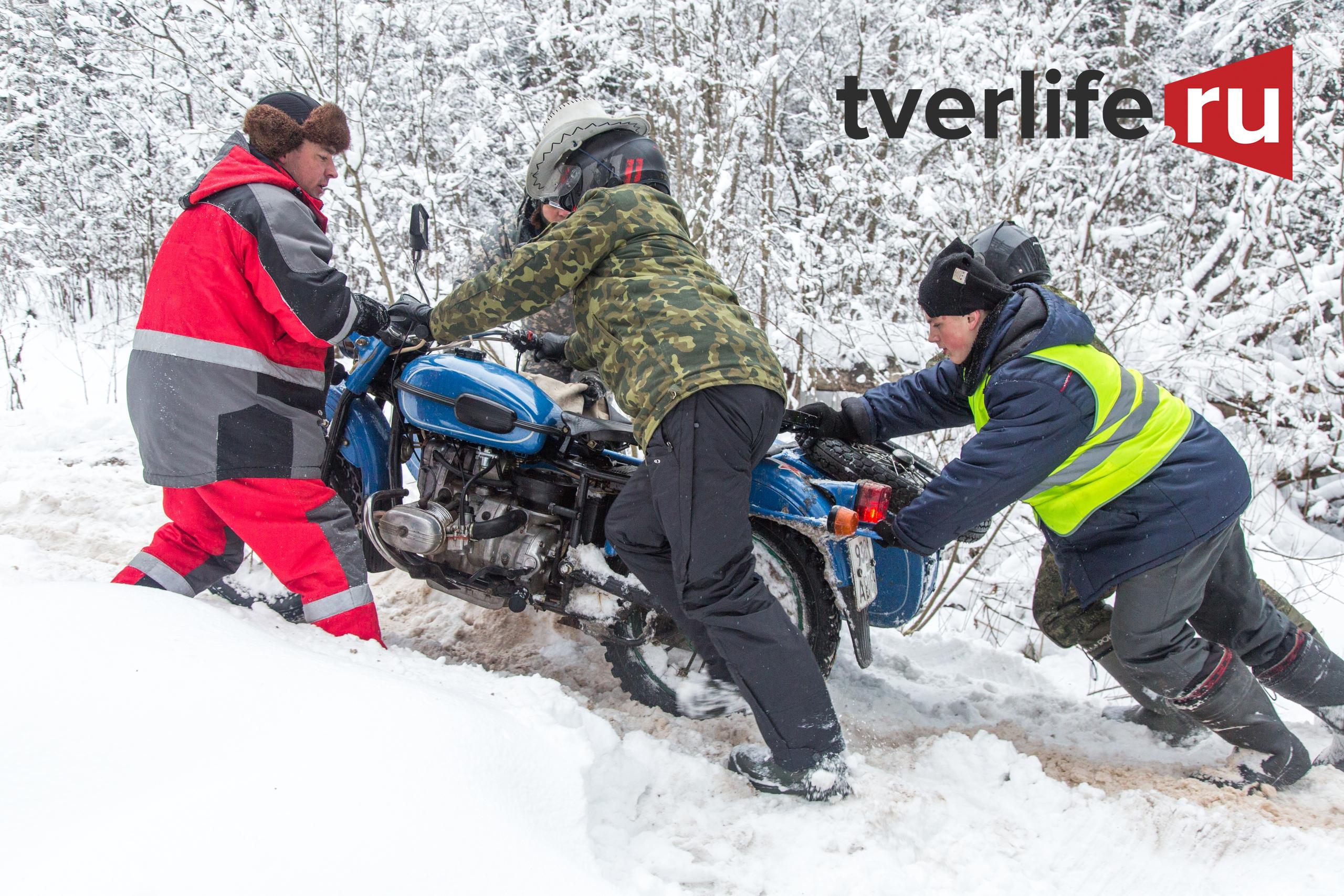Дедан-7: Приключения мотоциклистов в Тверской области