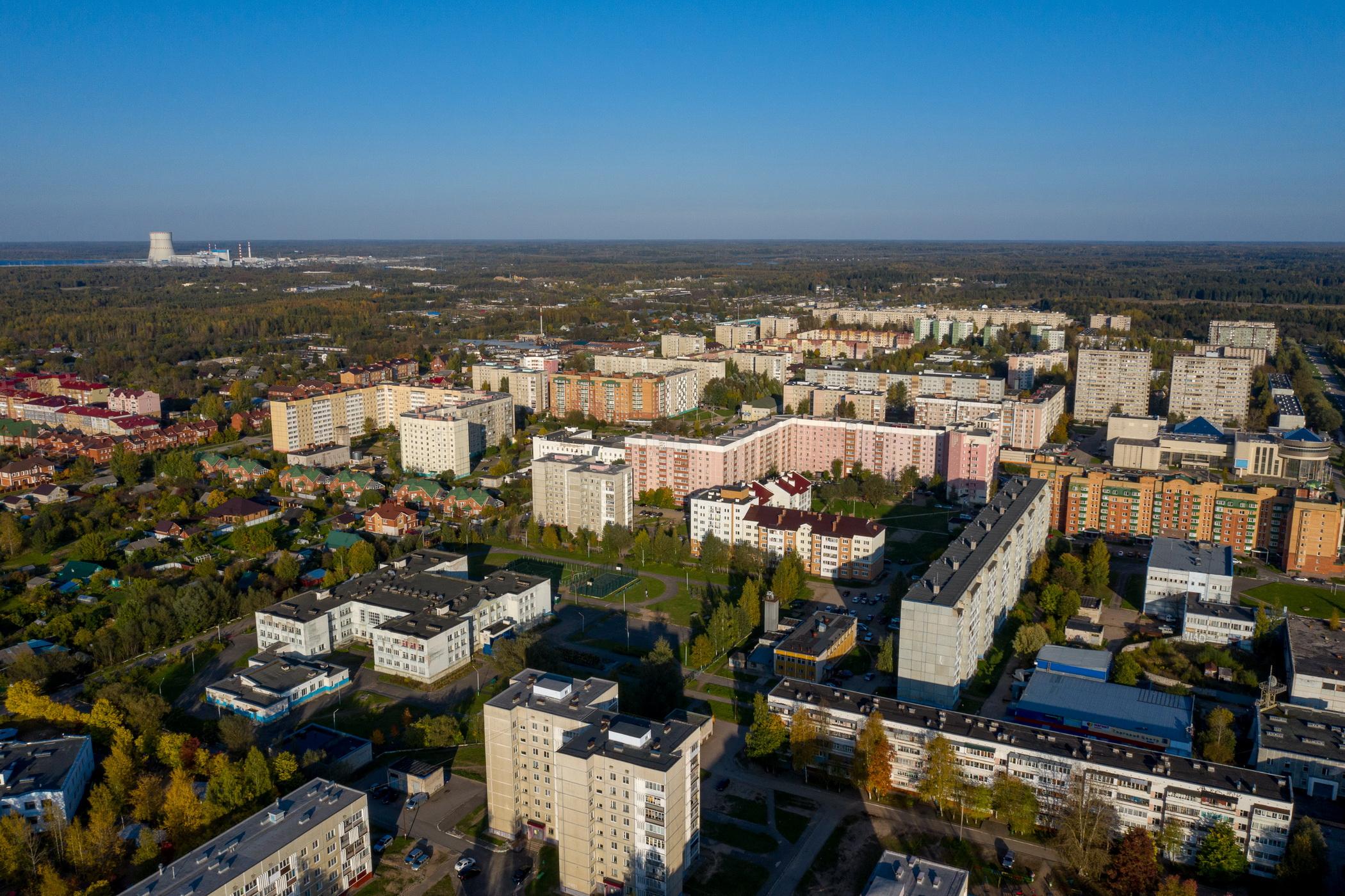 В Удомле Тверской области капитально отремонтировали общественные пространства города