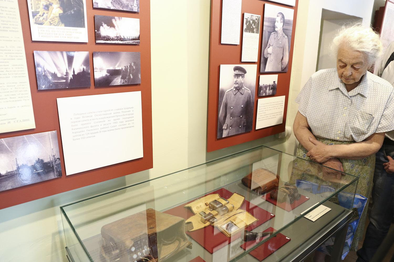 Ржевский филиал Музея Победы «Ставка Сталина» приглашает на новый выставочный проект