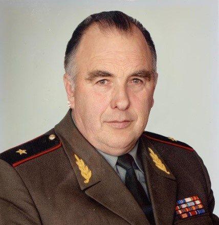Игорь Руденя выразил соболезнования в связи с уходом из жизни генерал-майора Юрия Ивановича Фёдорова