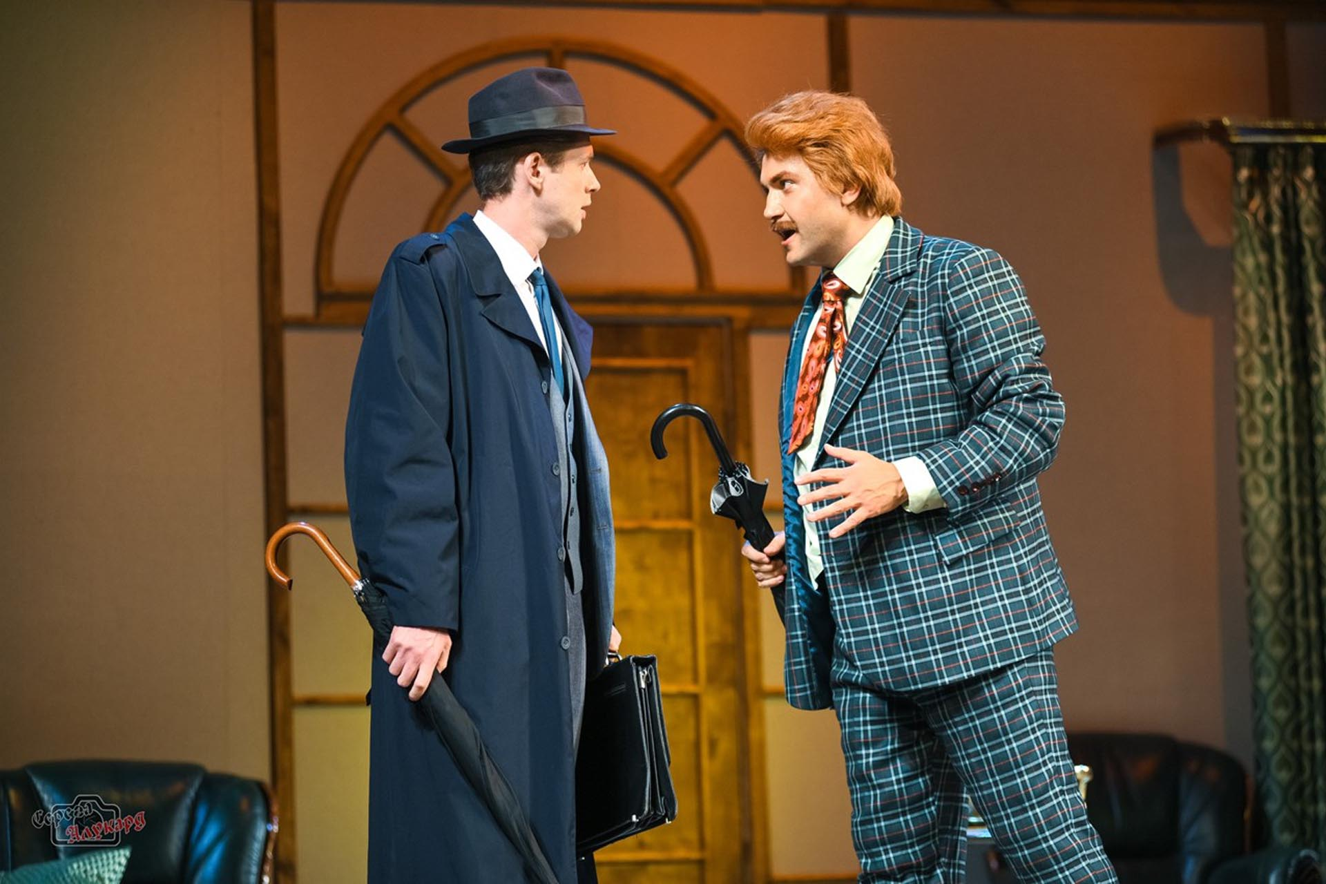 Тверской театр драмы покажет спектакль о несчастливом номере гостиницы в Лондоне