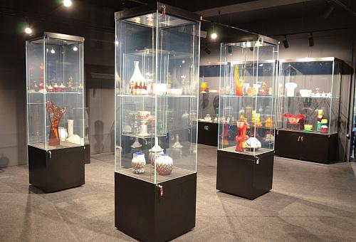 В Тверской области можно посетить открытое фондовое хранилище художественного и бытового стекла