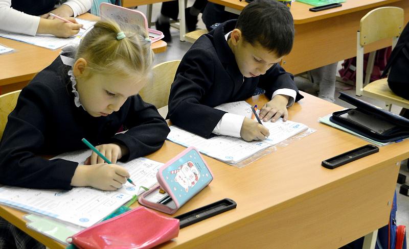 В Твери записать ребенка в первый класс можно будет с 1 апреля
