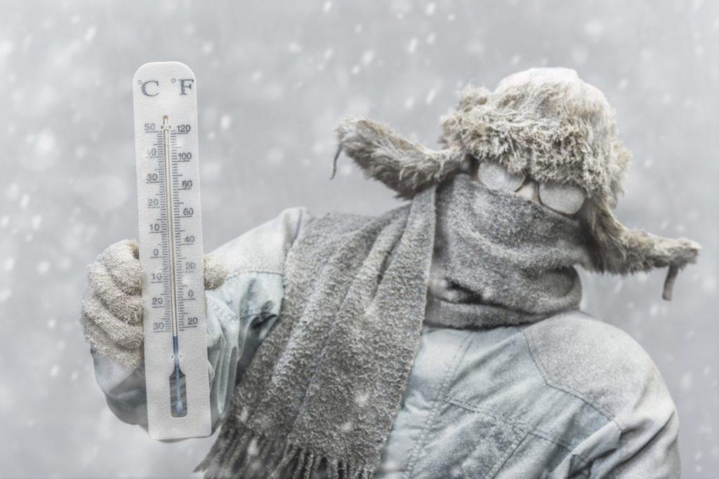 Аномальные холода надвигаются на Тверскую область