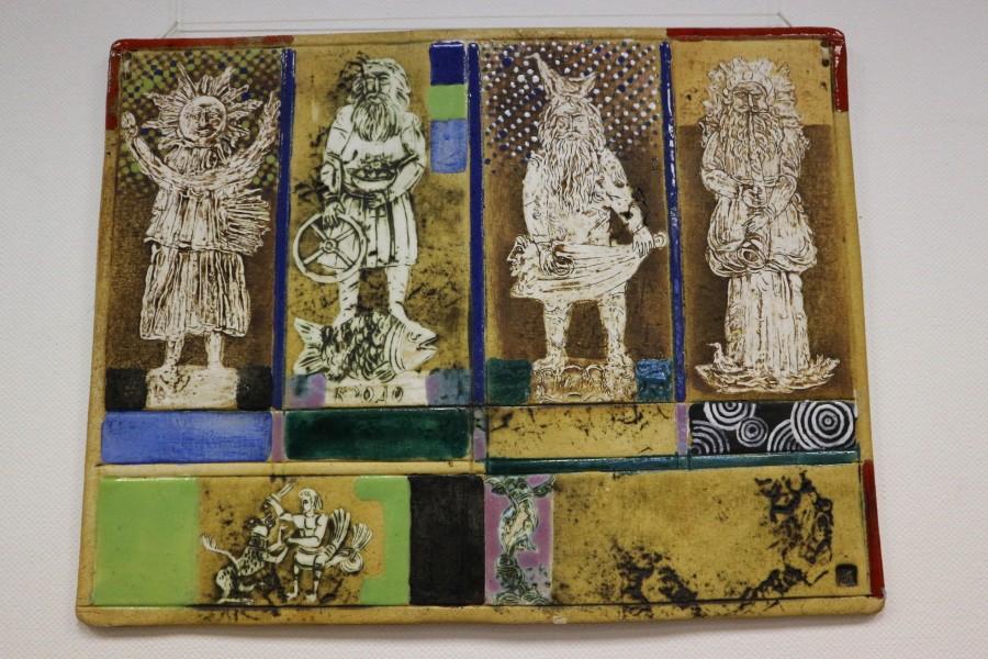 Работы выдающегося тверского керамиста Анатолия Камардина можно увидеть собственными глазами