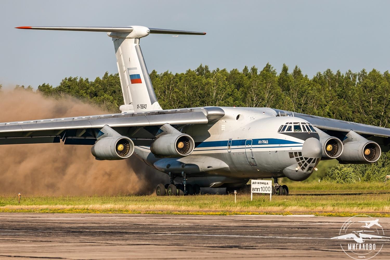 Аэродром Мигалово подвел итоги 2020 года подборкой фотографий