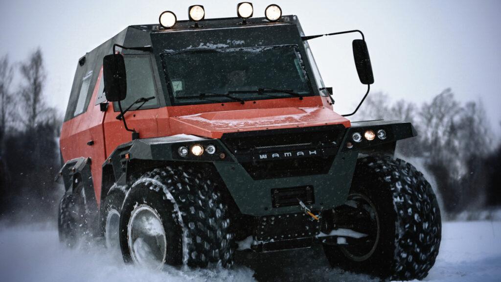 В Тверской области проверяют зимнюю внедорожную технику