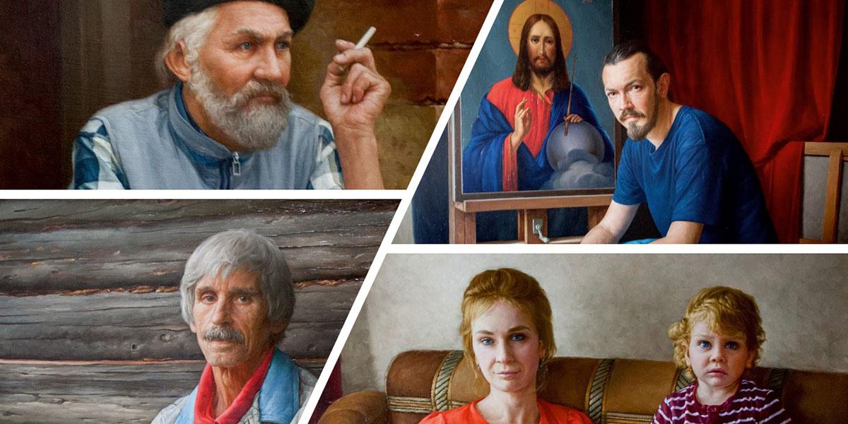 В Тверской библиотеке имени Горького покажут портрет современника
