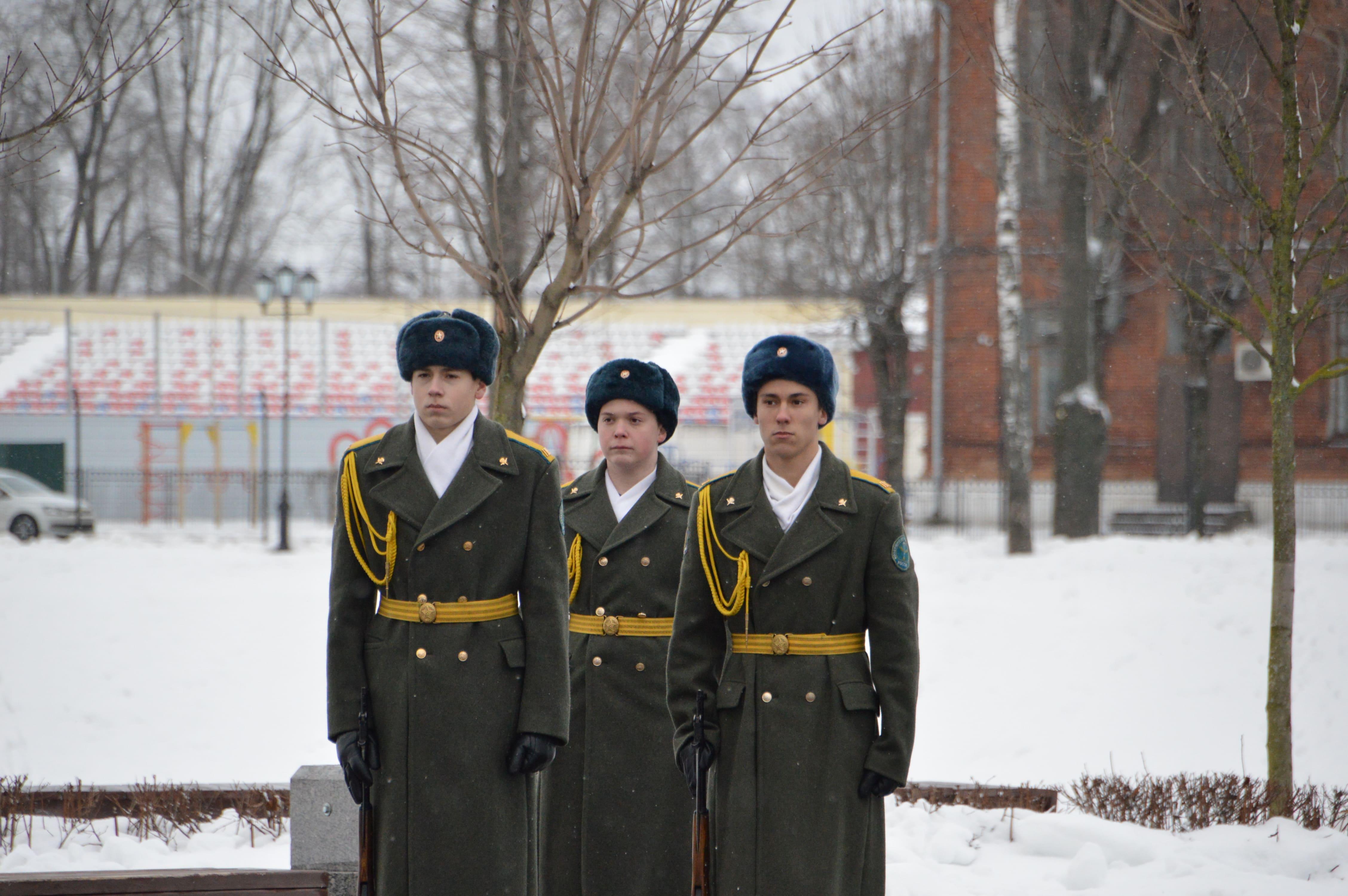 В Твери прошли памятные мероприятия, посвященные снятию блокады Ленинграда