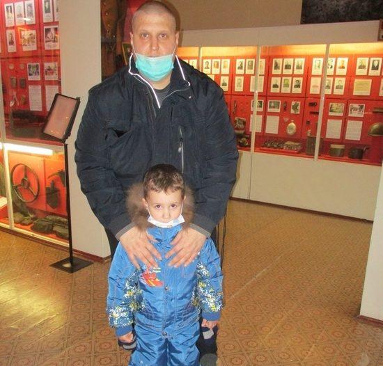 В районный музей в Тверской области пришли первые в новом году посетители