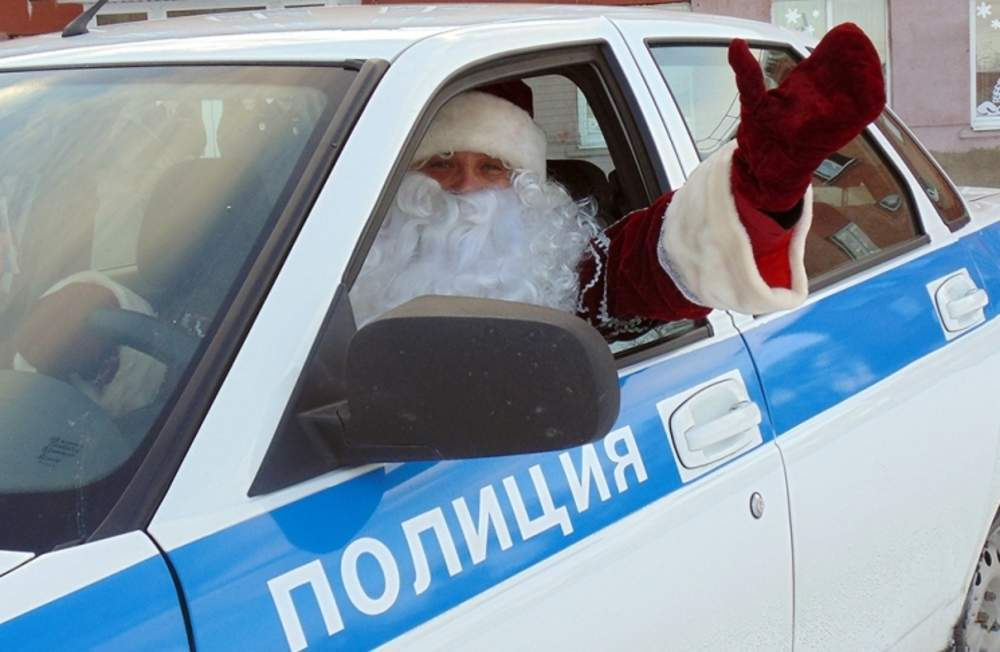 В новогоднюю ночь в Калязинском районе сотрудники ГИБДД будут проверять водителей на трезвость