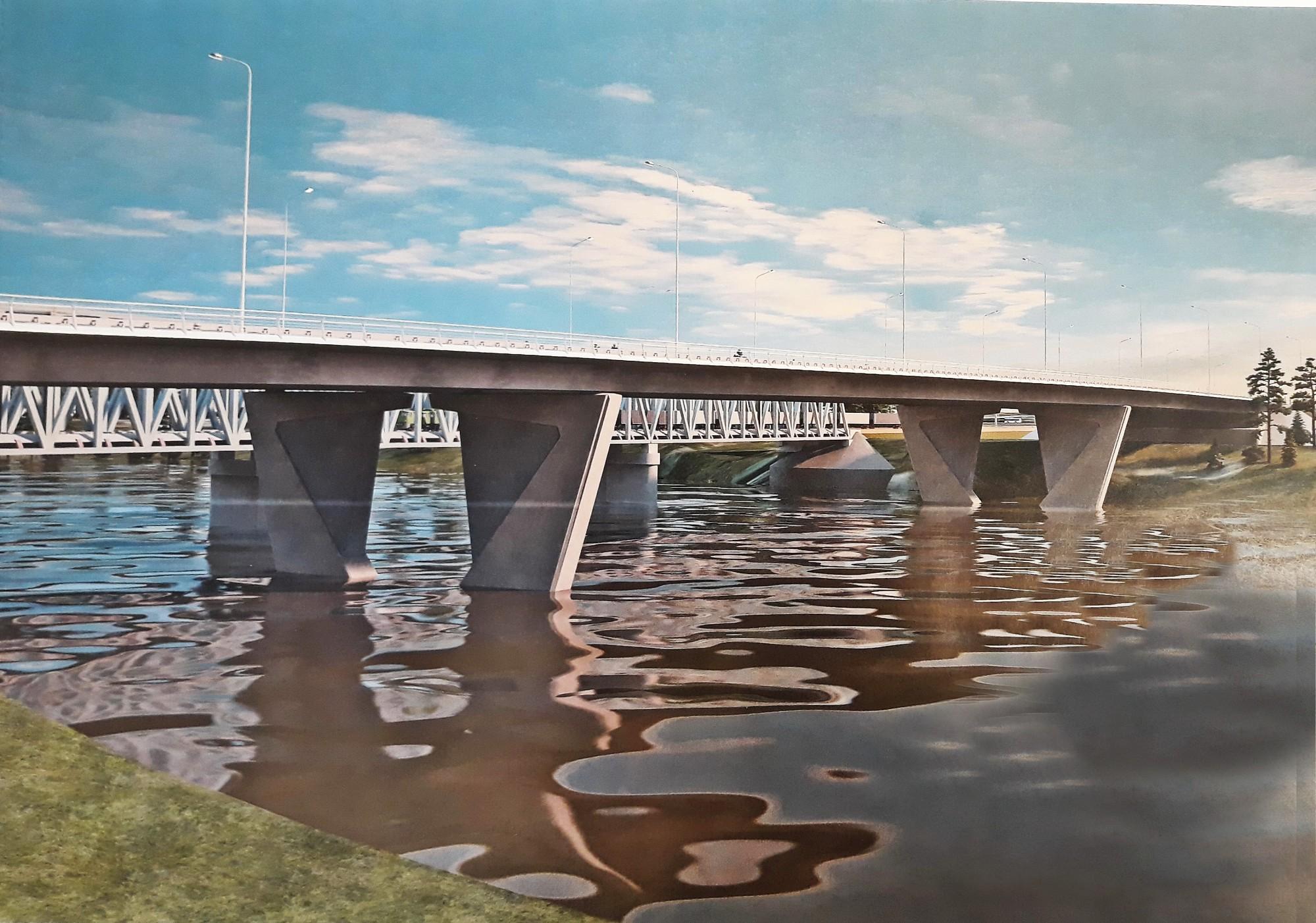 Виталий Иванов: Западный мост сэкономит километры пути