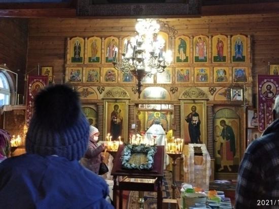 В Андреапольском районе Тверской области рассказали о том, как прошло Крещение