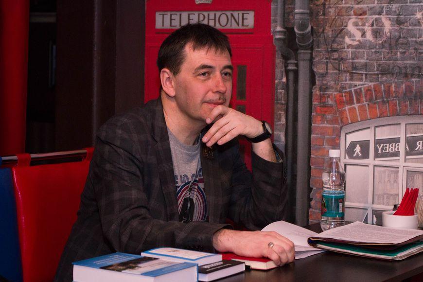 Доктор филологических наук Юрий Доманский представит в Твери новую книгу