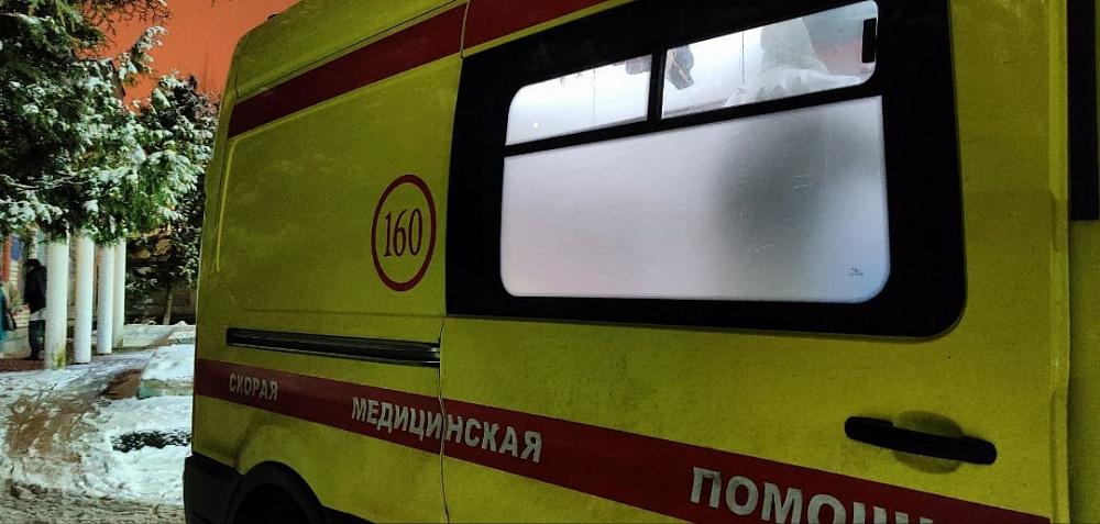 В районе Тверской области медики спасли жизнь пенсионеру