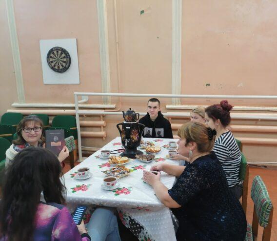 В Домашинском ДК провели вечер памяти Владимира Высоцкого