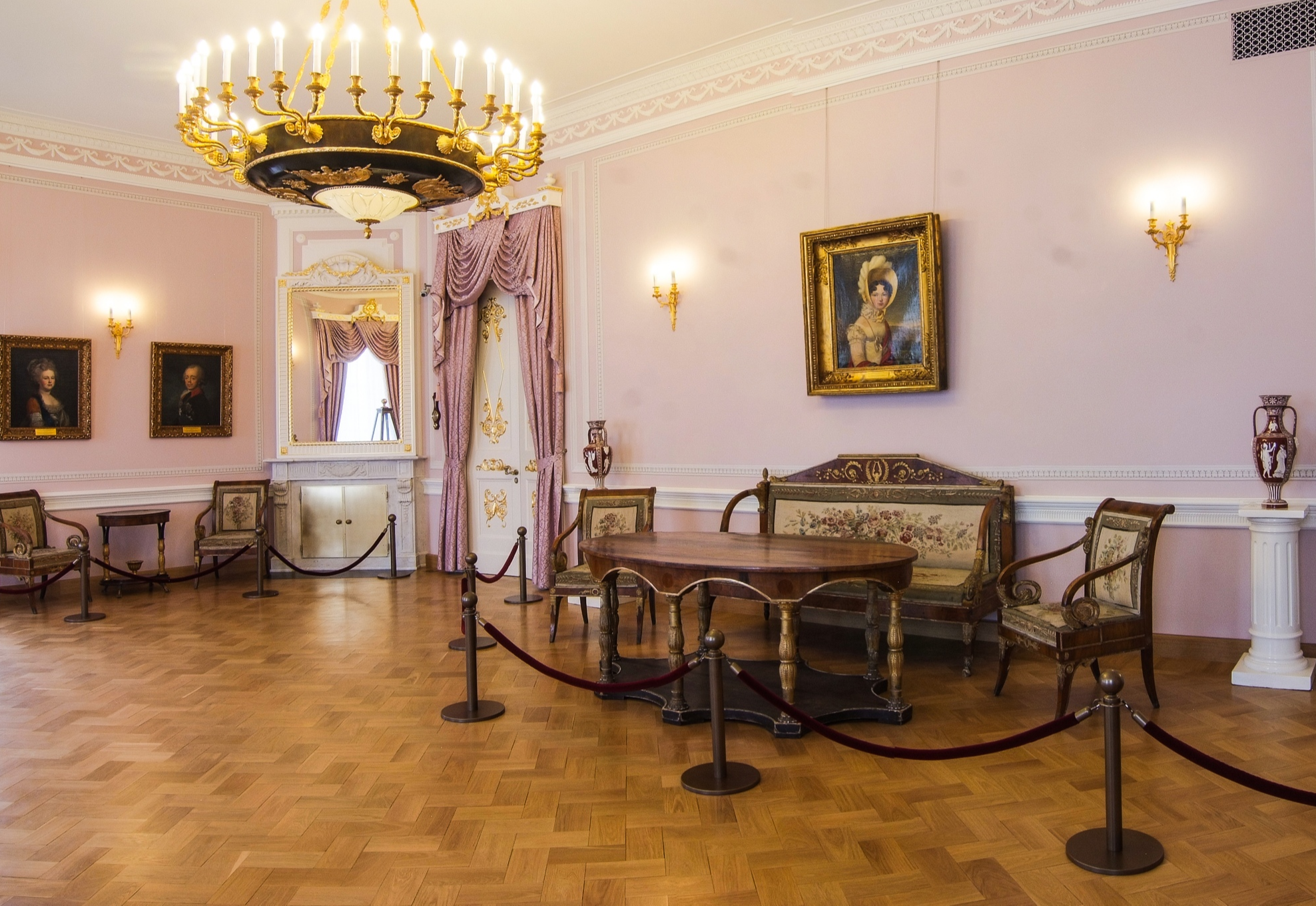 Тверской императорский дворец ждет посетителей