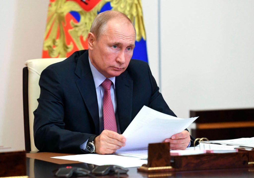 Владимир Путин напомнил Правительству РФ об обращении Игоря Рудени по вопросу строительства Западного моста в Твери