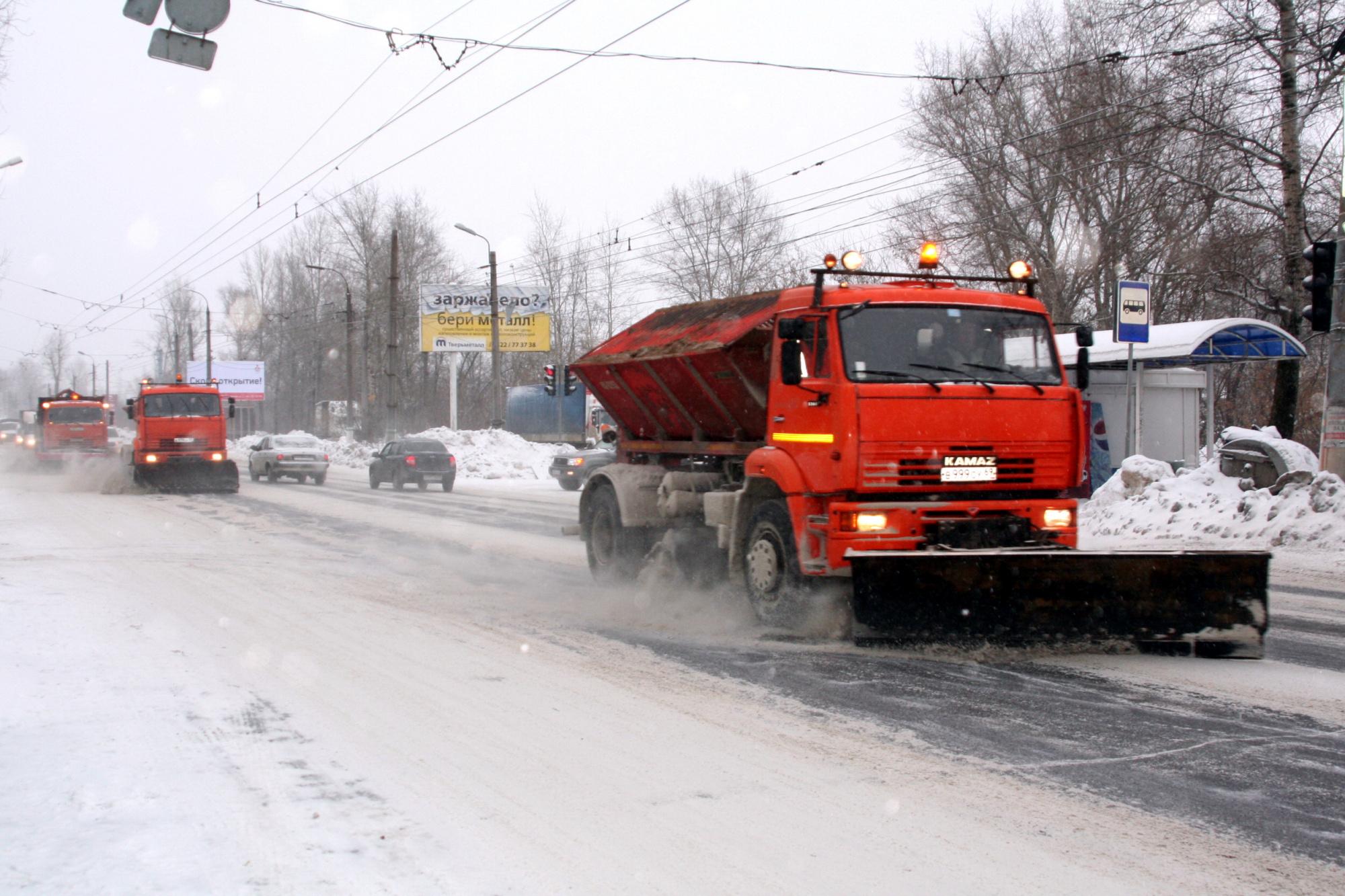 Из-за аномальных морозов все службы Бологовского района перевели на усиленный режим работы