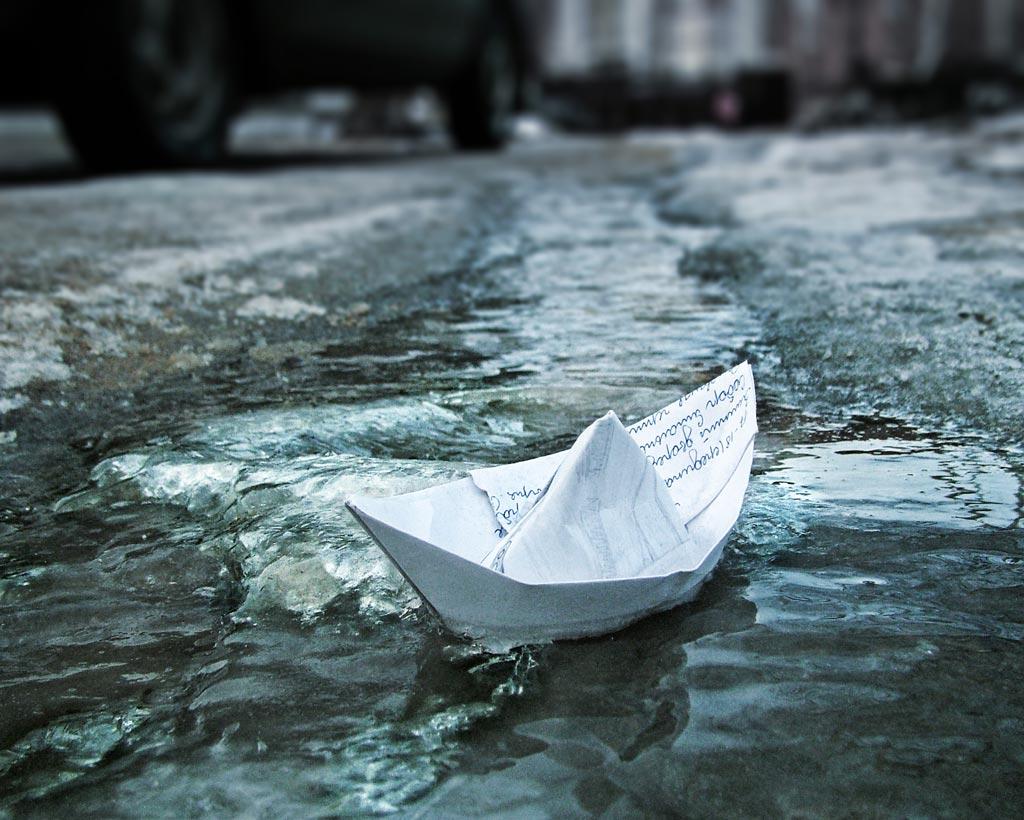 Снег в Тверской области продолжит таять