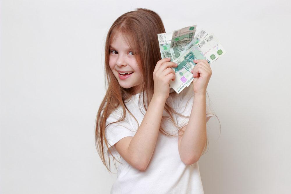 В Тверской области увеличен размер ежемесячной выплаты на детей от 3 до 7 лет
