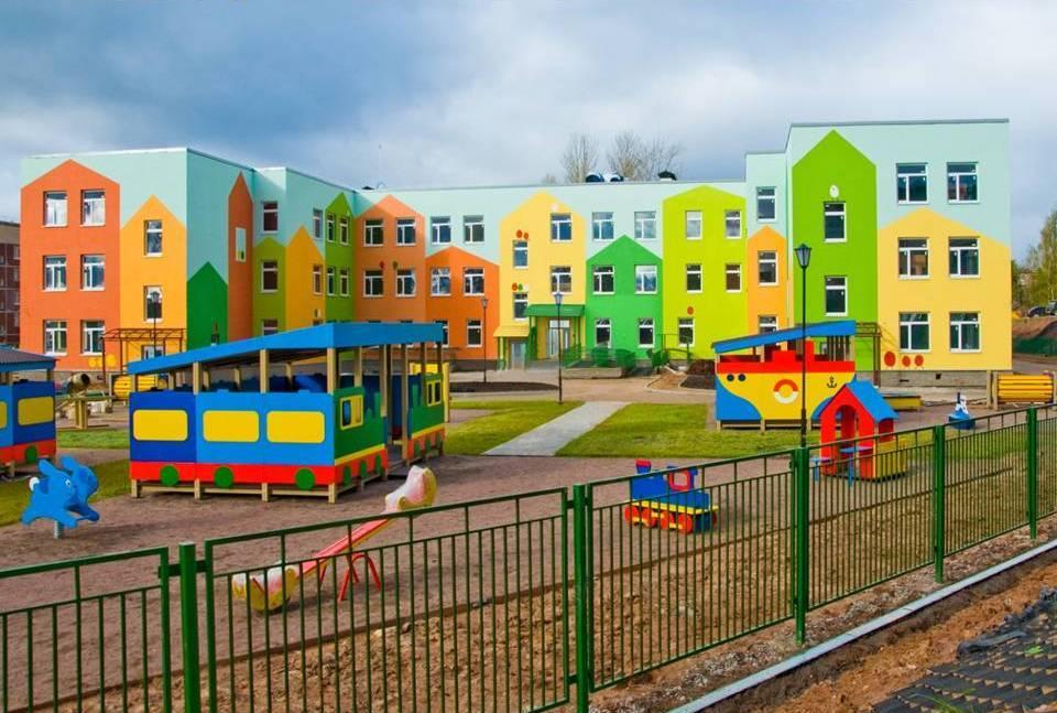 В Тверской области в 2021 году построят семь новых детских садов
