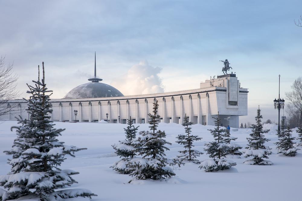 Жители Тверской области могут посетить онлайн-программу московского Музея Победы ко Дню студенчества