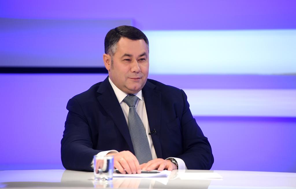 Игорь Руденя рассказал о планах на 2021 год
