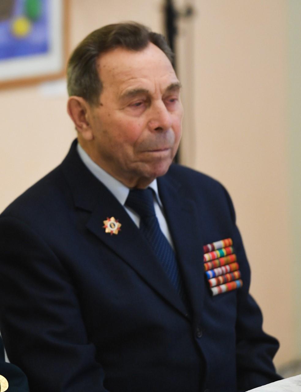 Губернатор Тверской области выразил соболезнования в связи с уходом из жизни ветерана Великой Отечественной войны Алексея Ивановича Ларина