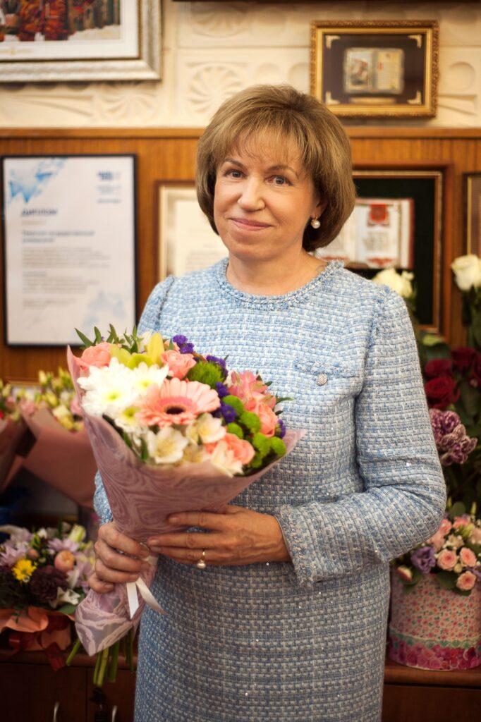 Людмила Николаевна Скаковская официально назначена ректором Тверского государственного университета