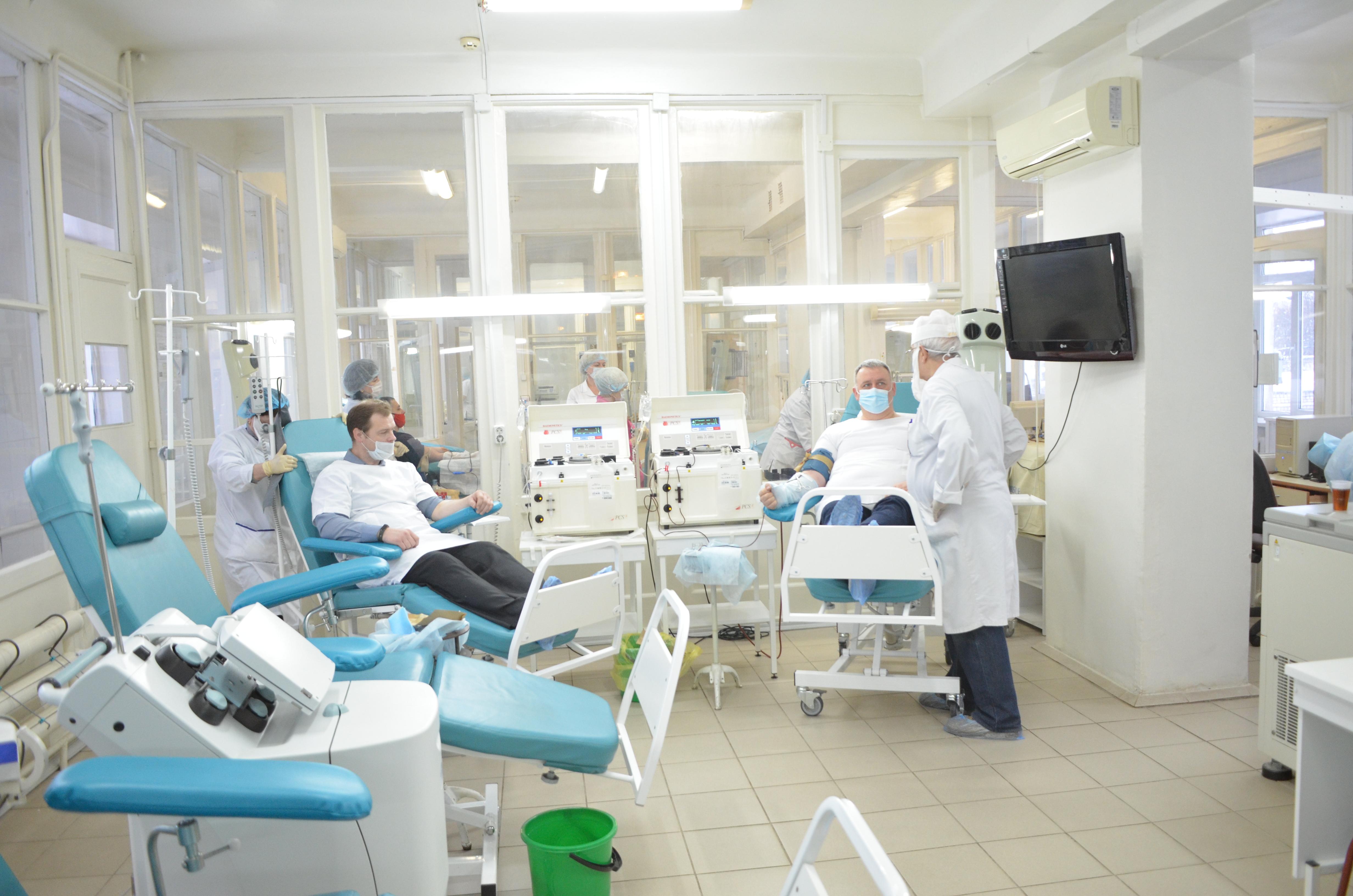 В Тверской области тяжелых больных коронавирусной инфекцией начнут лечить по новому методу