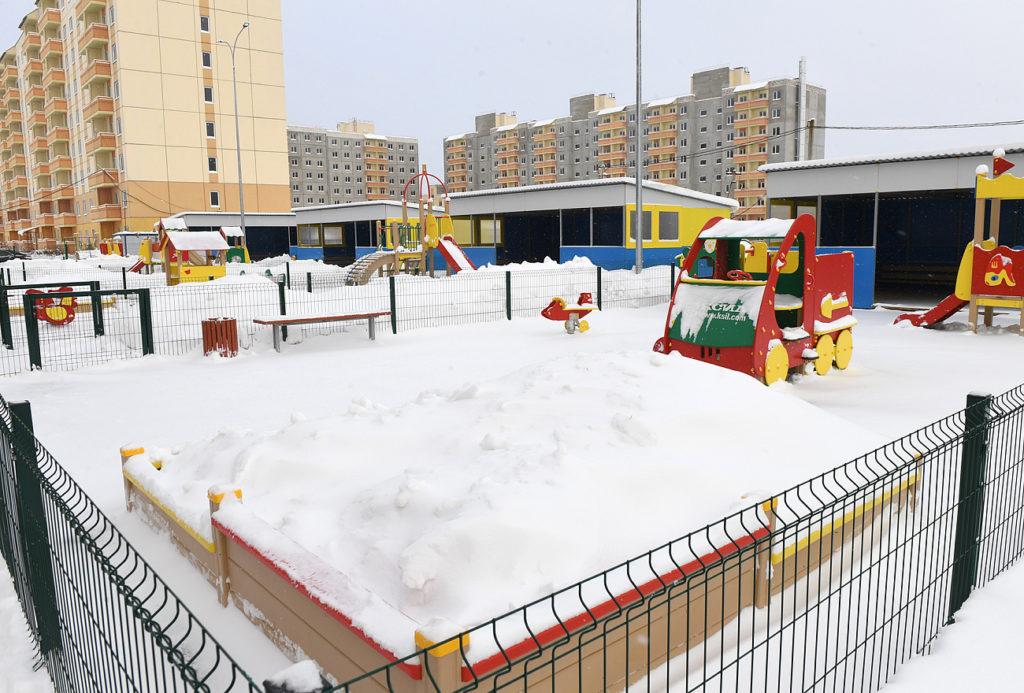Игорь Руденя проверил новый детский сад в Торжке на готовность к открытию
