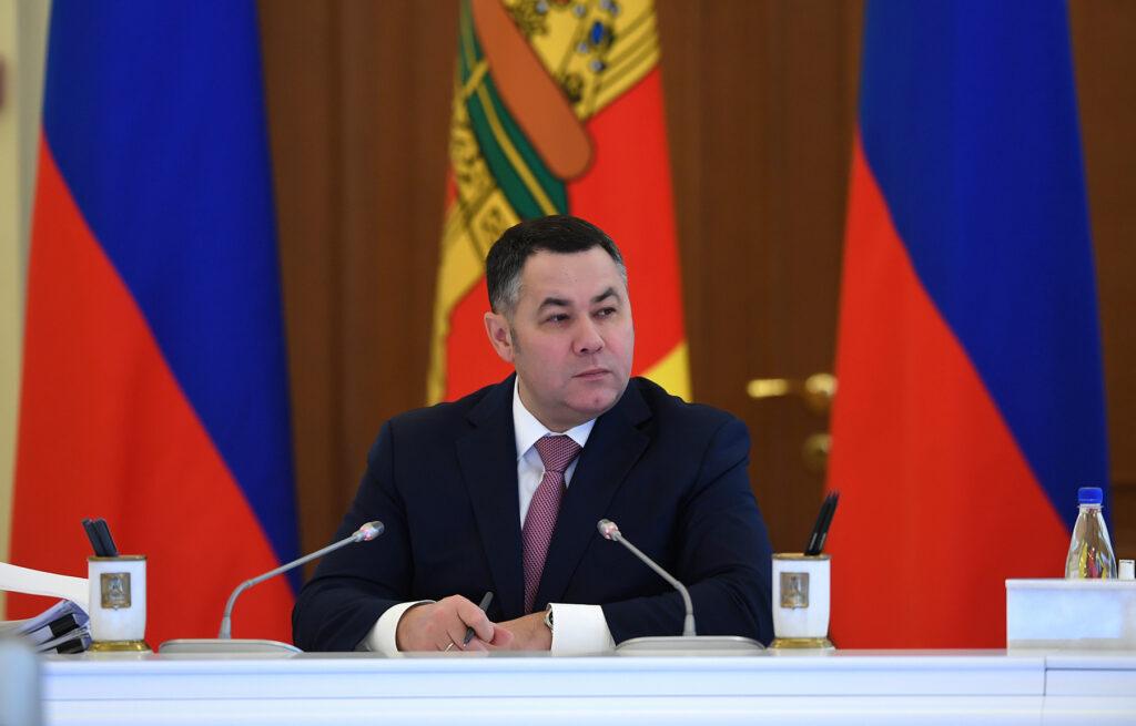 Игорь Руденя утвердил состав общественной палаты Тверского региона