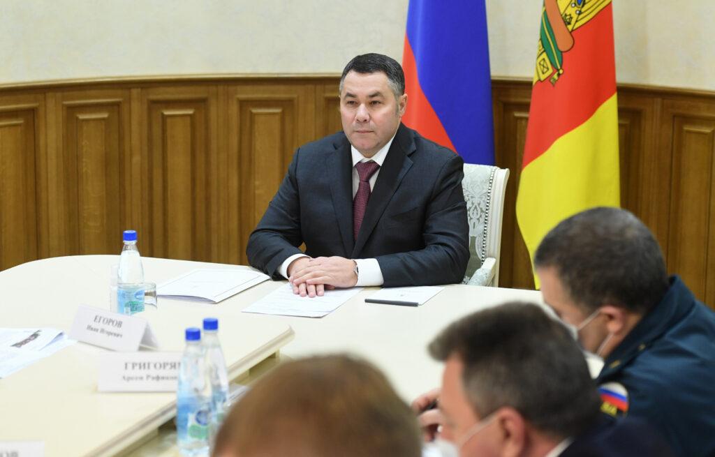 В Калининском районе Тверской области появится новая база отдыха