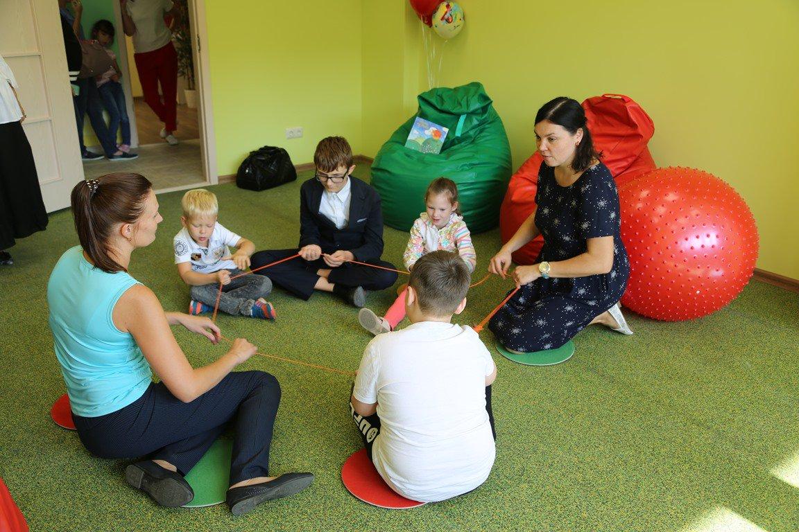 В Тверской области открыли домашние реабилитационные центры для детей