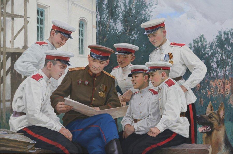 Тверской городской музейно-выставочный центр приглашает на выставку, посвященную Российской Армии