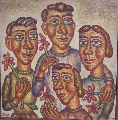 В Твери откроется персональная выставка Бориса Гершфельда «Надуманная реальность»