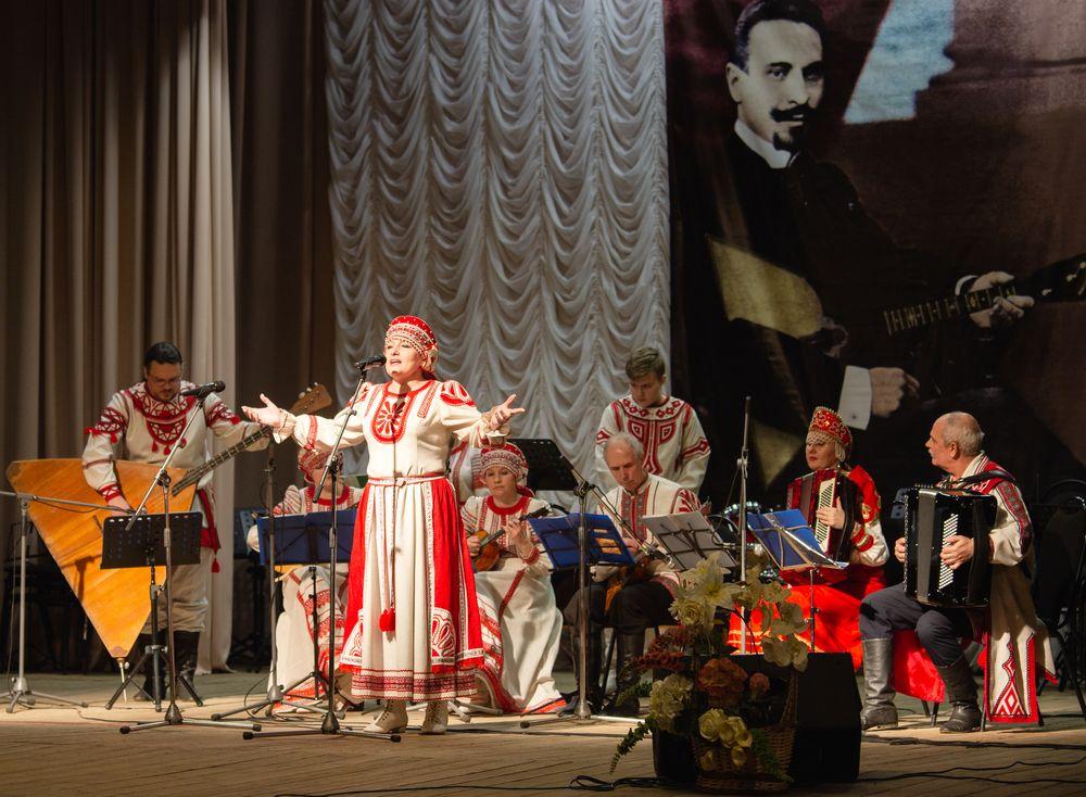 В Тверской области пройдет фестиваль народно-инструментальной музыки «Андреевские дни»