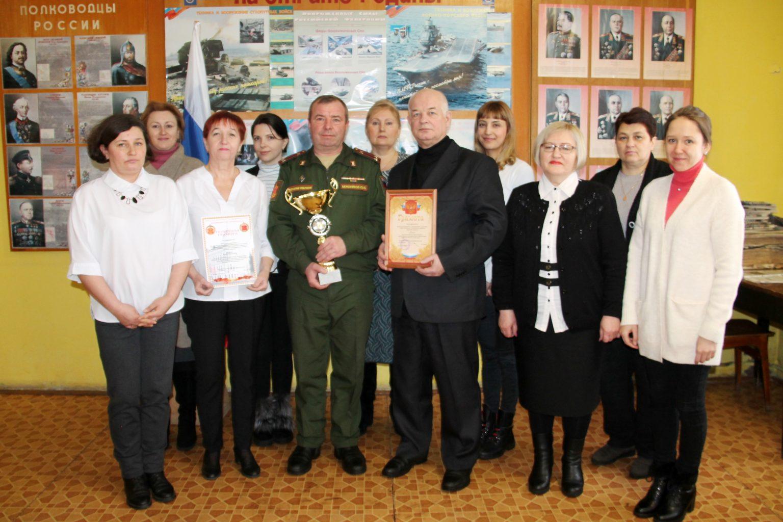 Нелидовский комиссариат стал лучшим в Тверском регионе