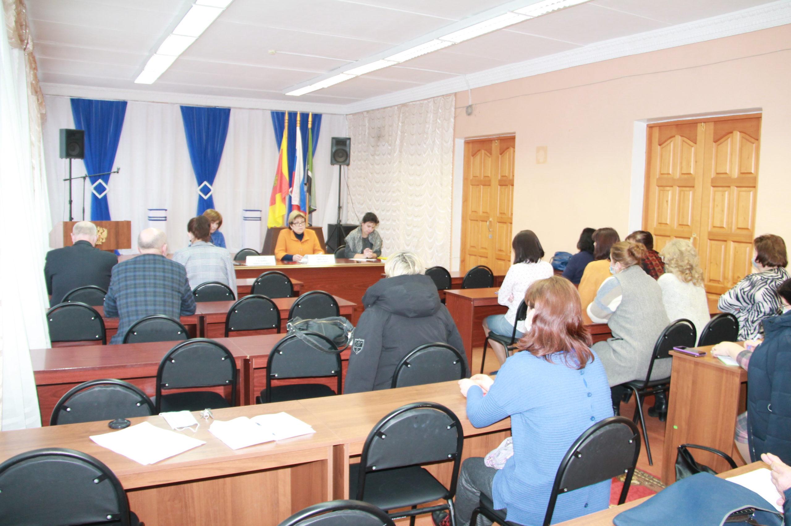 В районе Тверской области прошли публичные слушания устава округа