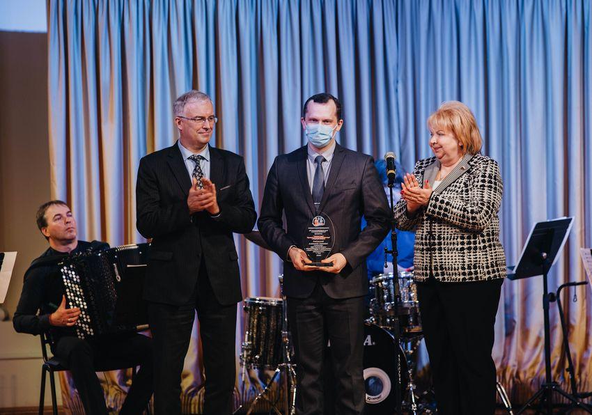 В Тверской области чествовали победителей конкурса «Человек года» и «Лучший социальный проект года»