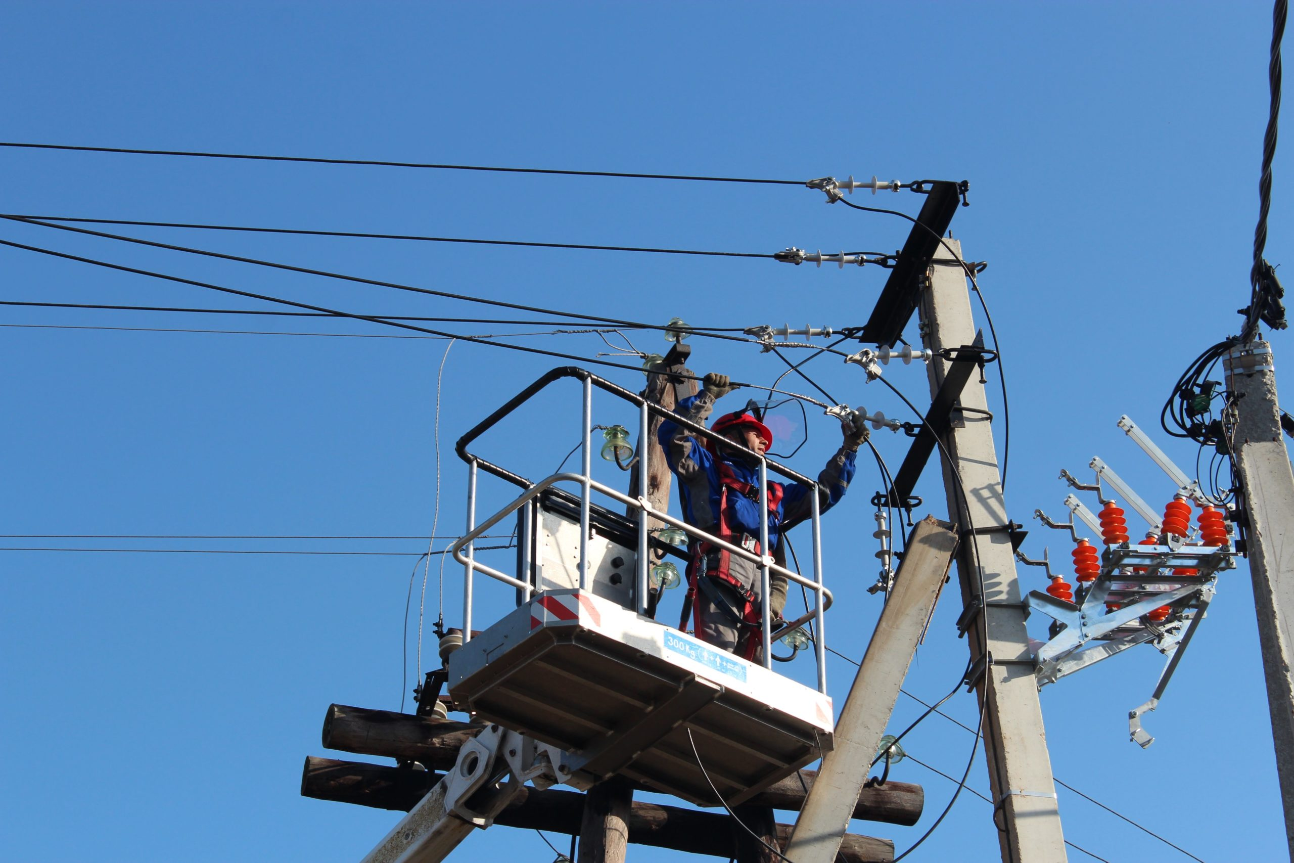 В большинстве населенных пунктов Тверской области восстановлено энергоснабжение