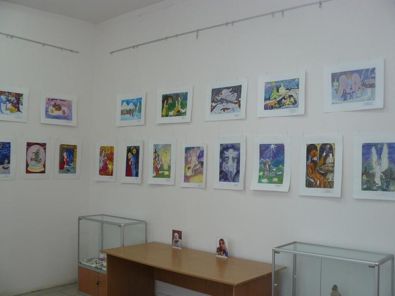 В Западнодвинском Историко-краеведческом музее проходят сразу две выставки