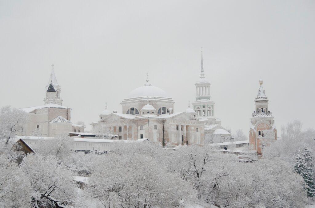 Тверской фотограф показал заснеженные виды Торжка