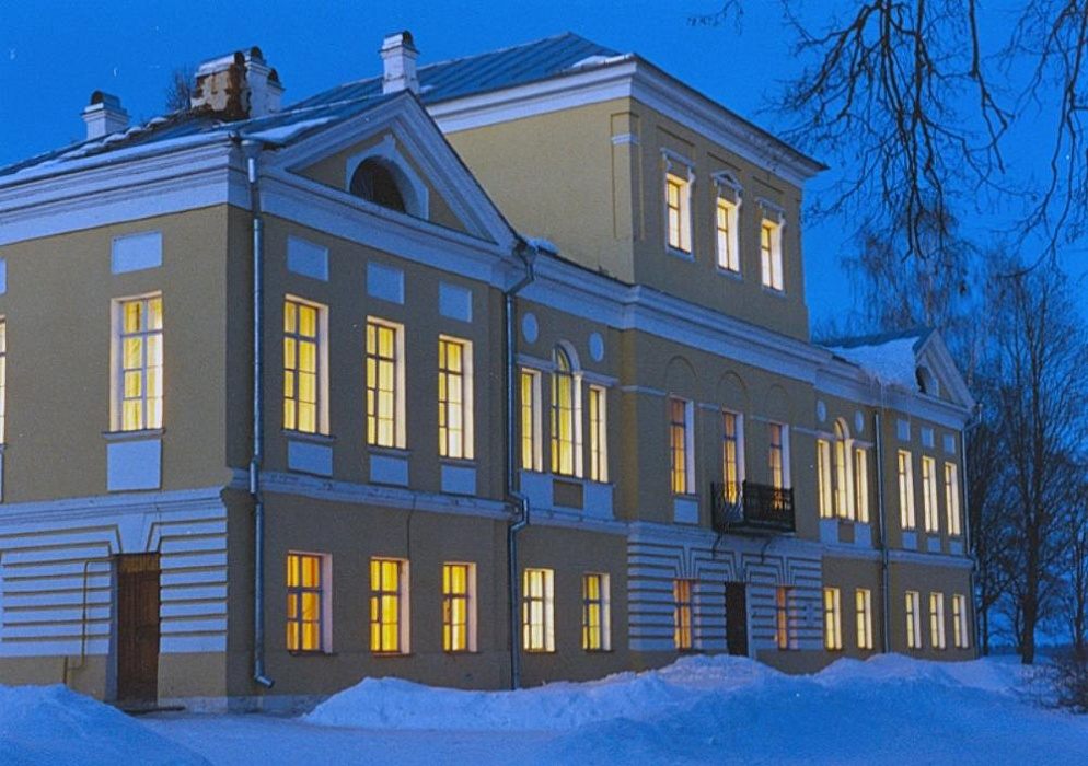 В старинной дворянской усадьбе в Тверской области устроят рождественский бал