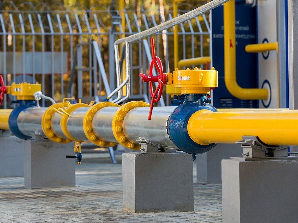 В Калининском районе завершено строительство газопроводов до двух деревень