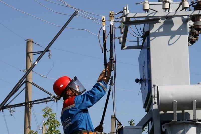 В Тверской области восстановлено энергоснабжение