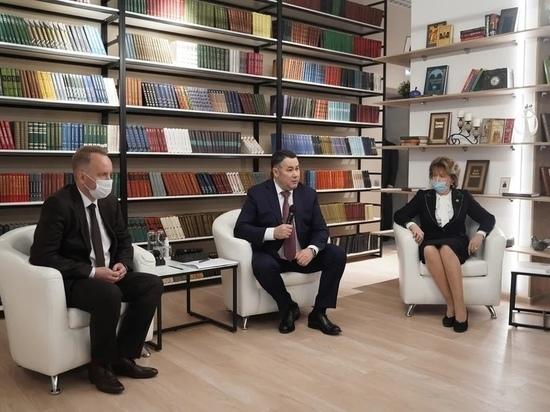 Прямая речь губернатора: студенты спрашивали, а Игорь Руденя отвечал